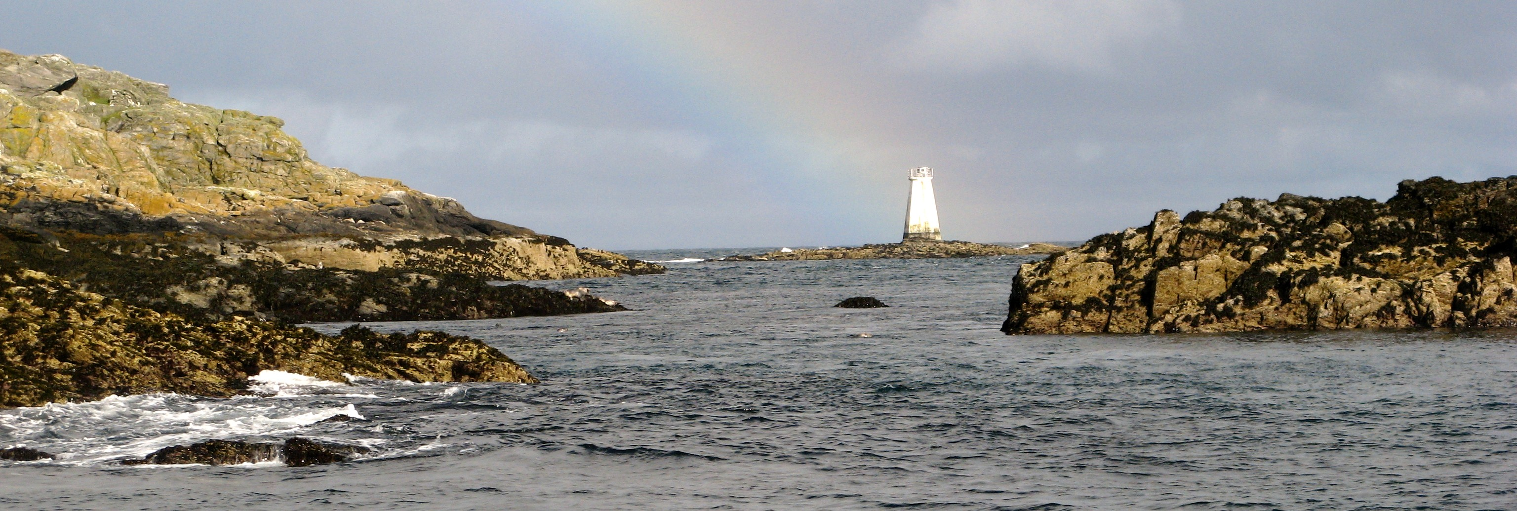 Rainbow in the Calf Sound